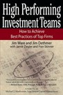 High Performing Investment Teams