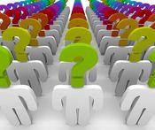 金融機関が顧客に質問して正しい答えを得る方法について