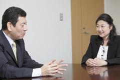 日本の金融マンとして果たしたいと思われることについて教えてください。